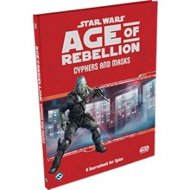 Star Wars Age of Rebellion: Cyphers and Masks