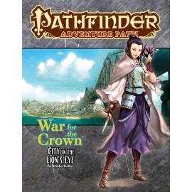 Pathfinder Adventure Path: City in the Lion's Eye(War for the Crown 4 of 6)