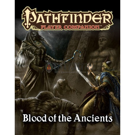 Pathfinder Player Companion: Blood of the Ancients