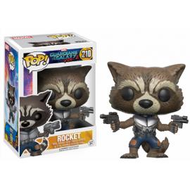 Marvel 210 POP - Guardians 2 - Rocket Exclusive