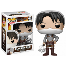 Animation 239 POP - Attack on Titan - Cleaning Levi EXCLUSIVE
