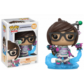 Games 183 POP - Overwatch - Mei Snowball - EXCLUSIVE