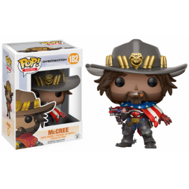 Games 182 POP - Overwatch - USA McCree - EXCLUSIVE