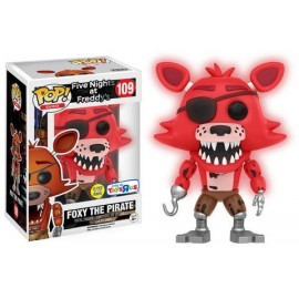 Games 109 POP - Five Nights at Freddy's - GitD Foxy Red EXCLUSIVE