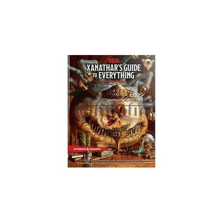 Dungeons & Dragons Next Xanathar's Guide to Everything