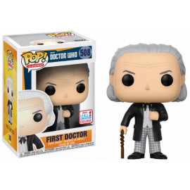 Television 508 POP - Doctor Who - 1st Doctor NYCC 2017 EXC No sticker