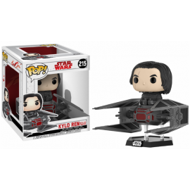 Rides 215 POP - Star Wars - Kylo Ren in Tie Fighter
