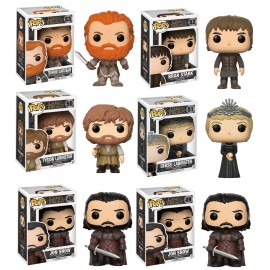 Television POP - Game of Thrones - Assorted case (6)