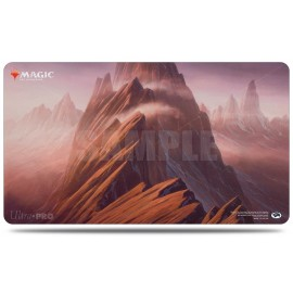 MTG Unstable Mountain Playmat