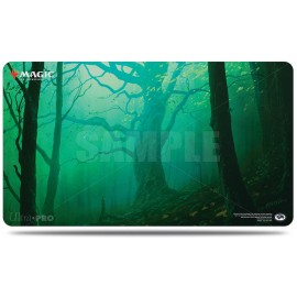 MTG Unstable Forest Playmat