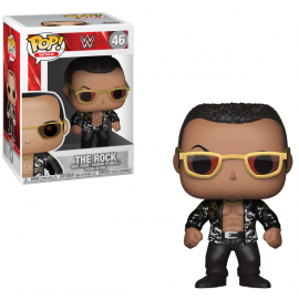 WWE 46 POP - The Rock - Old School