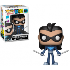 Television 580 POP - Teen Titans Go! - Robin as Nightwing