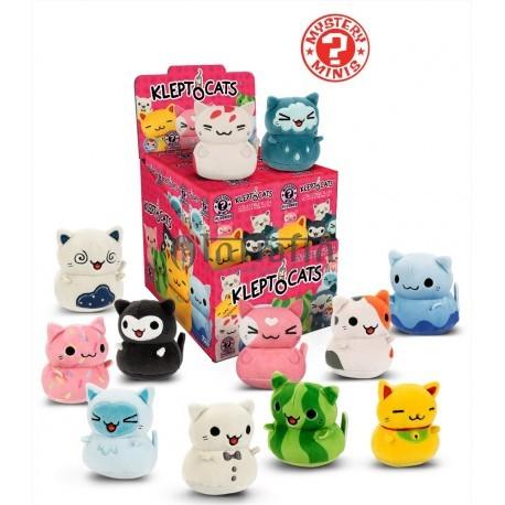 Mystery Mini Plush - Klepto Cats (Mixed CDU 12)