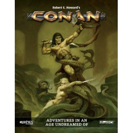 Conan: Adventures in an Age Undreamed