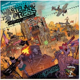 Wasteland Express Delivery Service