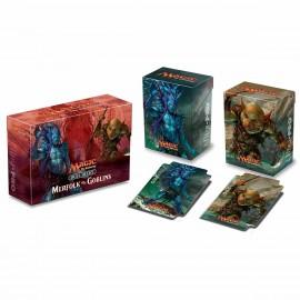 MTG Duel Deck deckbox Merfolk vs Goblin