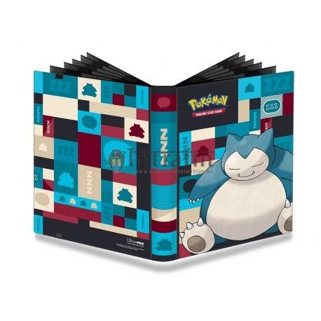 Pokémon Pro Binder Snorlax
