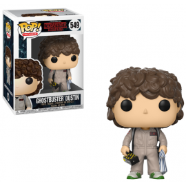 Television 549 POP - Stranger Things - Dustin Ghostbusters