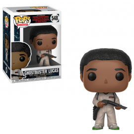Television 548 POP - Stranger Things - Lucas Ghostbusters