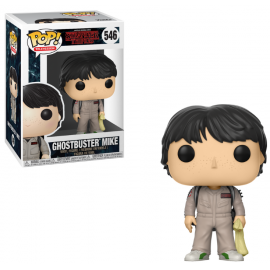 Television 546 POP - Stranger Things - Mike Ghostbusters