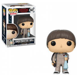 Television 547 POP - Stranger Things - Will Ghostbusters