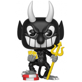Games ??? POP - Cuphead - The Devil