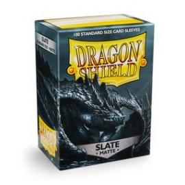 Dragon Shield Matte - Slate (10x100)