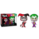Heroes Vinyl Figure - DC - Harley Quinn and Joker 2-pack