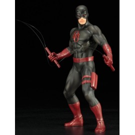 Marvel - The Defenders Series - Daredevil Black Suit ARTFX+ Statue
