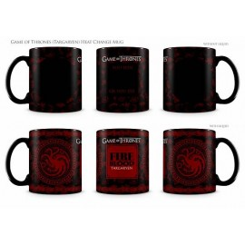 Game of Thrones - Targaryen - Heat Change Mug