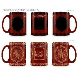 Game of Thrones - Lannister - Heat Change Mug