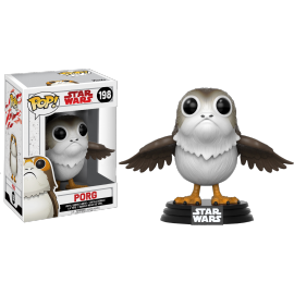 Star Wars 198 POP - Star Wars EP VIII - Porg EXC