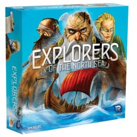 Raiders of the North Sea: Explorers of the North Sea