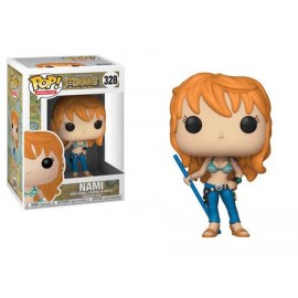 Animation 328 POP - One Piece - Nami