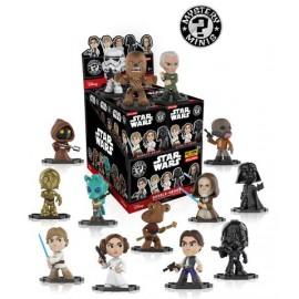 Mystery Mini Figures Display Star Wars (12)