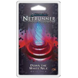 Android: Netrunner LCG: Down the White Nile