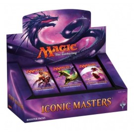 MTG Iconic Masters Booster Display (24) English